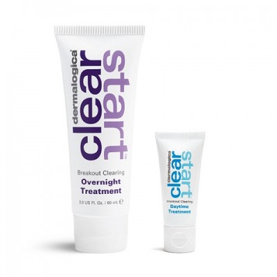 Clear Start Breakout Clearing Overnight Treatment Babor - Relaxing Lavender Mint - Calming Peeling Cream - 200ml/6.7oz