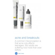acne and breakouts